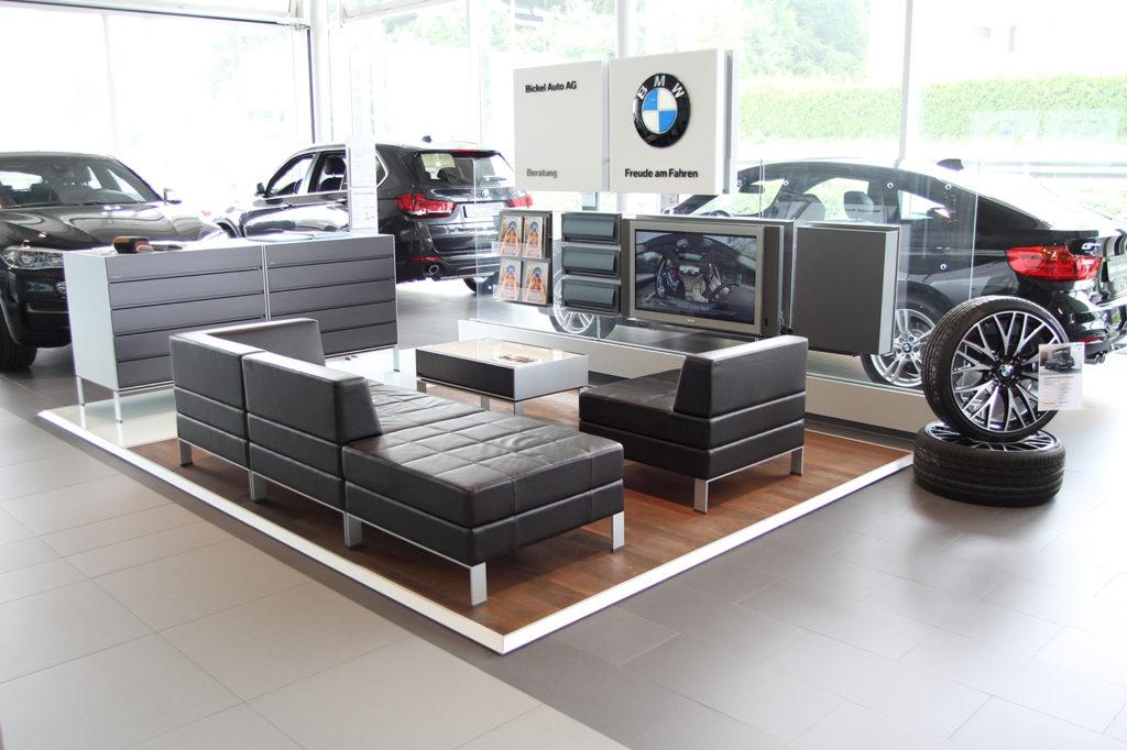 Bickel Auto AG | Studio Le Claire